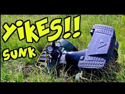 ATV STUCK! Here An ATV  Stuck, There An ATV Stuck, Everywhere An ATV Skeg Stuck! - August 5,  2017