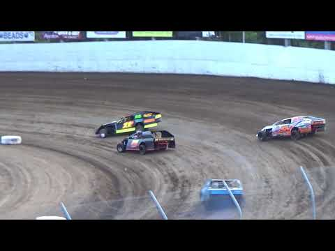 Grays Harbor Raceway, September 8, 2018, Modifieds Scramble