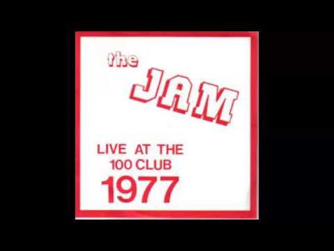 The Jam Live at 100 Club 11 Sept 1977 (HQ Audio Only)