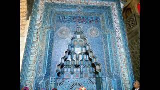 Eşrefoğlu Süleyman Bey Camii - Beyşehir Konya