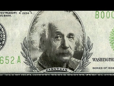 Photoshop Tutorial: How To Put A Face Onto Paper MONEY