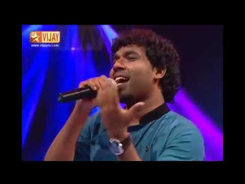 usilampatti pen kutty singing diwakar super singer star vijay