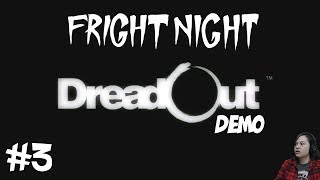 FRIGHT NIGHT - Dread Out Demo - #3 - Graveyard Capers