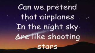 Airplanes - B.O.B ft. Hayley Williams [Lyrics] thumbnail