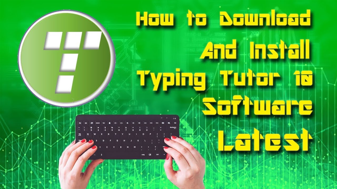 How to Download and Install Typing Tutor 10