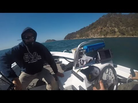 Winter Fishing The Hawkesbury River With The Boys From BAIT V LURE.
