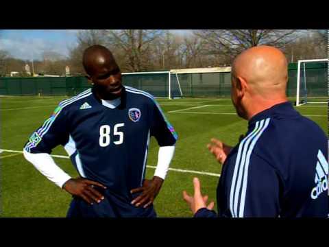 Chad Ochocinco Sporting KC All Access