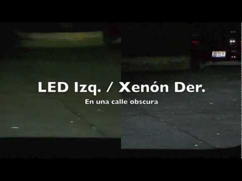 xen n vs leds youtube. Black Bedroom Furniture Sets. Home Design Ideas