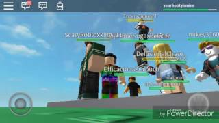 Roblox: SURVIVE THE DISASTERS (AwesomeSauce point of view)