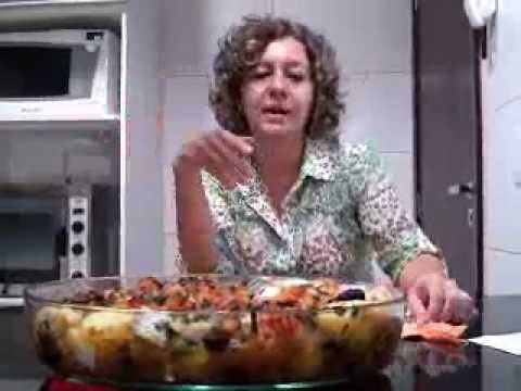 Receita - Bacalhau ao forno Travel Video