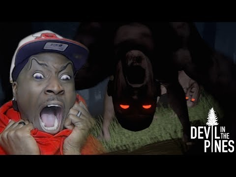 TRY NOT TO EDIT CHALLENGE | Devil in the Pines - IS THIS LAND CURSED?