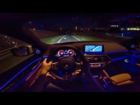 2018 BMW 6 Series GT M Sport | NIGHT DRIVE POV by AutoTopNL
