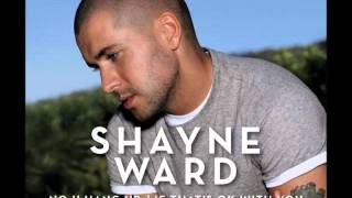 Shayne Ward - No U Hang Up (Audio)