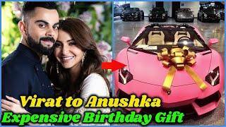 Anushka Sharma's Birthday Gift From Virat Kohli | #happybirthday2020