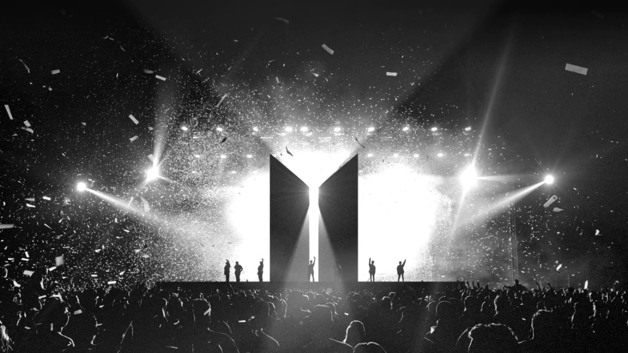 magic shop by bts but you're in their concert - YouTube