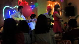GHITA CAFE- when you tell me that you love me!!!