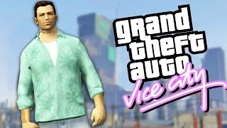VICE CITY MOD (GTA 5 Mod Komik Anlar)