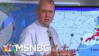 National Hurricane Center Director: The Bottom Line Is Saving Lives | Velshi & Ruhle | MSNBC
