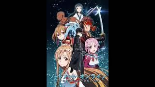 sword art online all openings and endings
