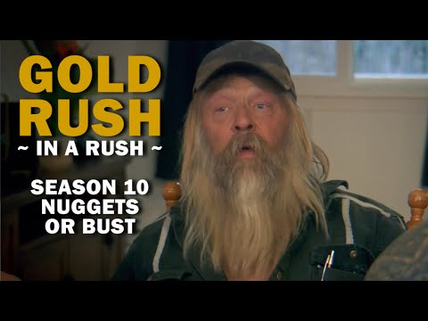 Gold Rush (In A Rush) | Season 10, Episode 13 | Nuggets Or Bust