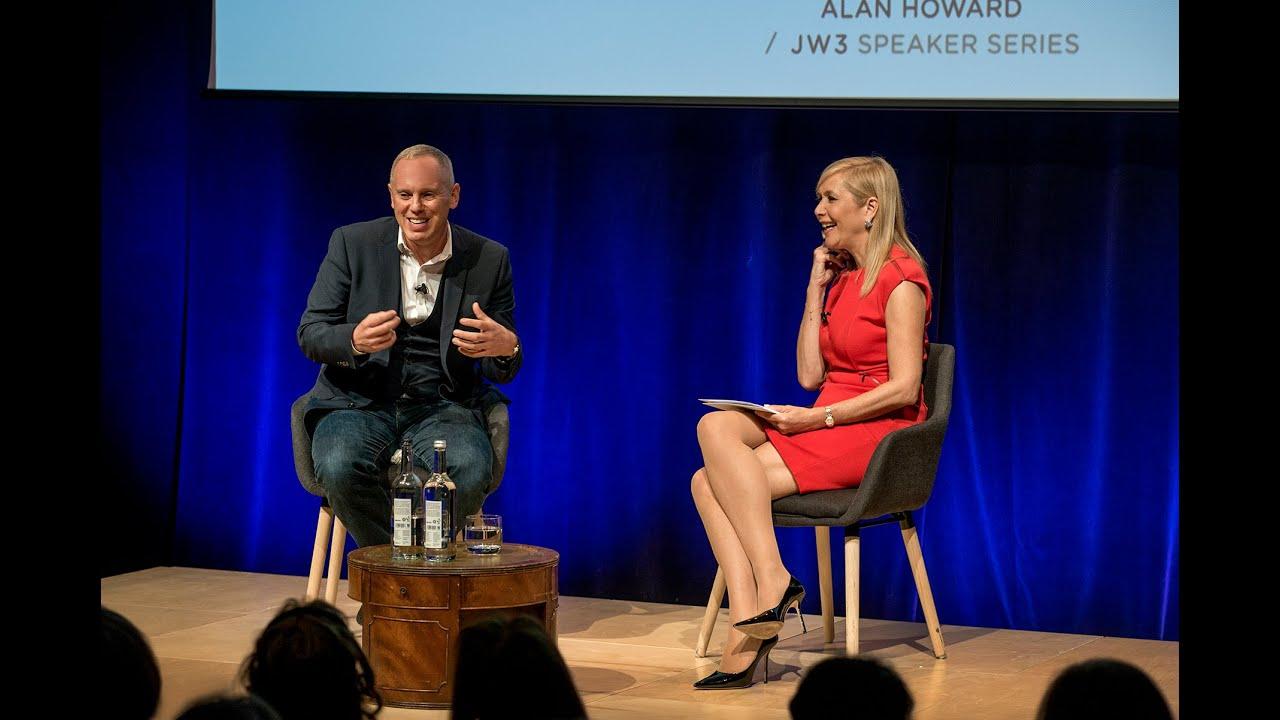 WATCH: Rob Rinder & Tania Bryer - AH / JW3 Speaker Series