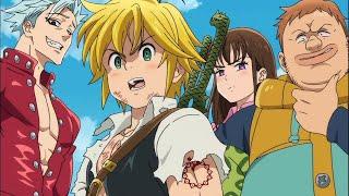 Download Netsujou no Spectrum OP.1 | Nanatsu no taizai.