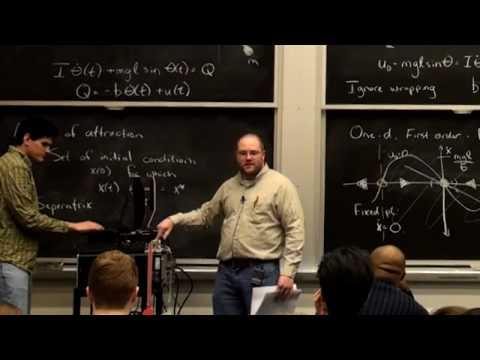 Lecture 2 | MIT 6.832 Underactuated Robotics, Spring 2009