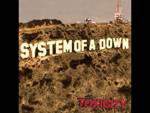 System Of A Down Toxicity In Drop D Chords Chordify