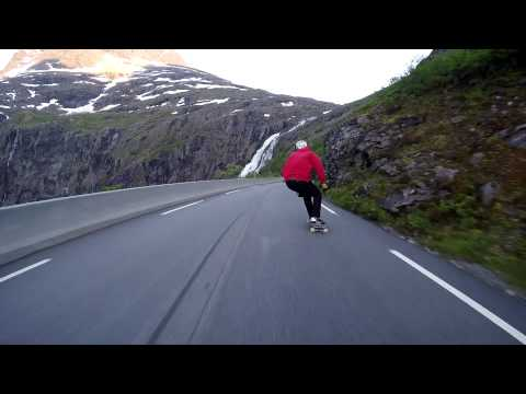 Raw Run Trollstigen [sent 4 times]