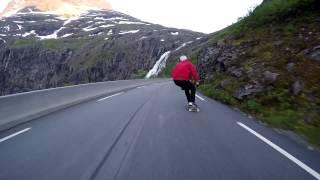 Raw Run: Trollstigen