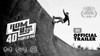 Rom Boys : 40 Years of Rad - The Final Trailer (4K) : Skateboard & BMX Historical Documentary