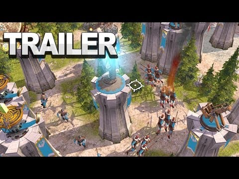 Defenders Of Ardania - Tower Offense Trailer