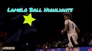 lamelo ball highlights   t shirt migos   ballervisions