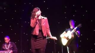 Gabrielle fallen angel live Canary Wharf unplugged