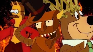 10 Appearances of Satan in Adult Cartoons