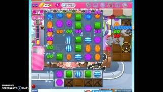 Candy Crush Level 1155 help w/audio tips, hints, tricks