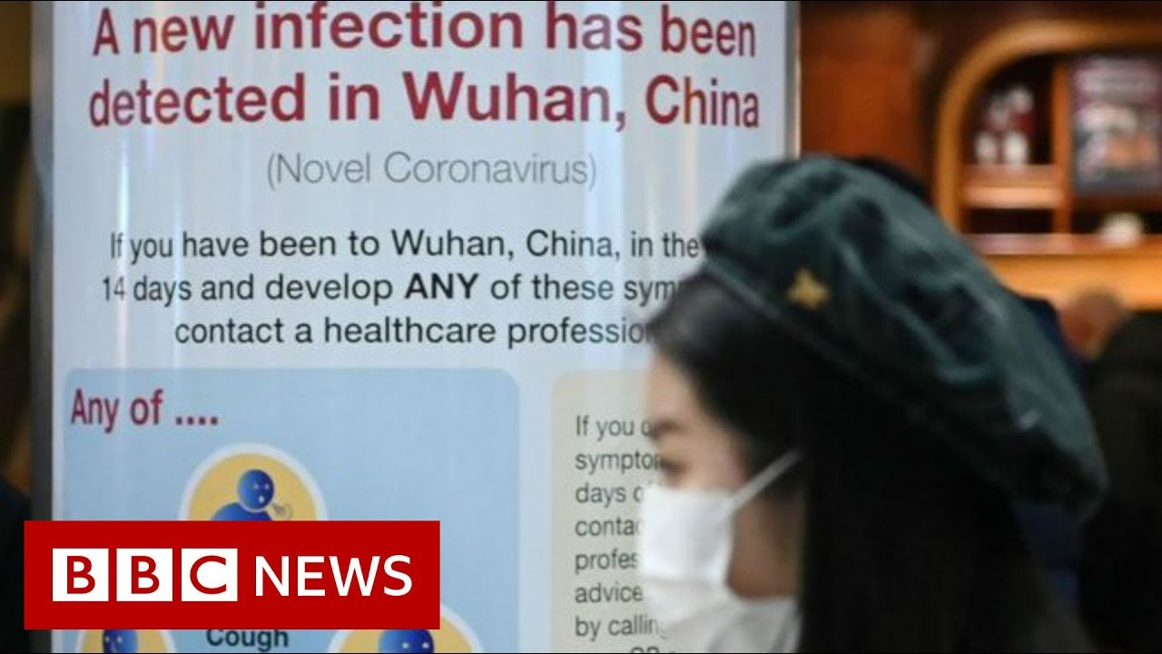 Two coronavirus cases confirmed in UK - BBC News - YouTube