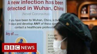 Two coronavirus cases confirmed in UK - BBC News