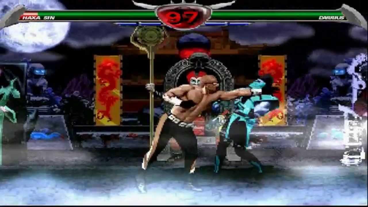 mk chaotic gameplay 55 darrius youtube