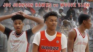 IN-STATE RIVALS MEET: Woodz Elite vs. Joe Johnson Hawks Recap