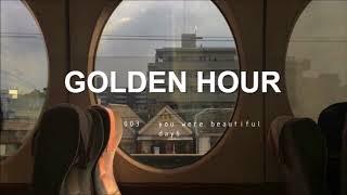 GOLDEN HOUR playlist pt 5 |  kindie krock khiphop