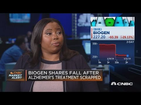 Biogen analyst breaks down what investors want from the company