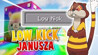 POTĘŻNY LOW KICK JANUSZA! - PIXELMON LUCKY BLOCK /w Diabeuu