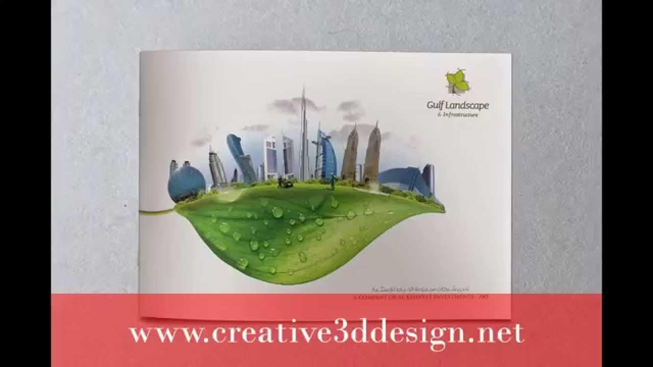 brochure design company in dubai  check out creative