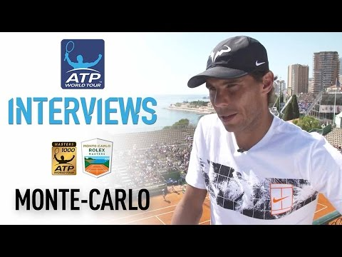 Nadal Reminisces Ahead Of Monte-Carlo 2017