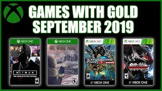 Games With Gold September 2019 - Xbox 🎮