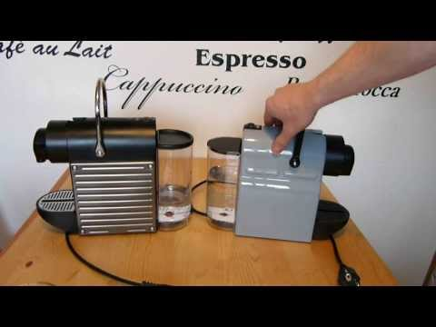 nespresso descaling kit instructions pixie