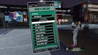2K19 STREAKING IN THE PARK | ADD: GoatedLeyton-YT to join