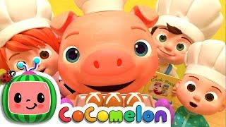 Hot Cross Buns | CoCoMelon Nursery Rhymes & Kids Songs thumbnail