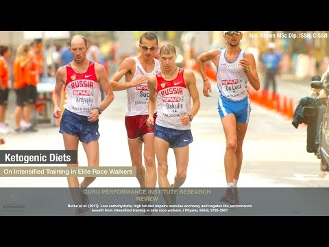 ISSN Diploma Research Review: Ketogenic Diets in Elite Race Walkers